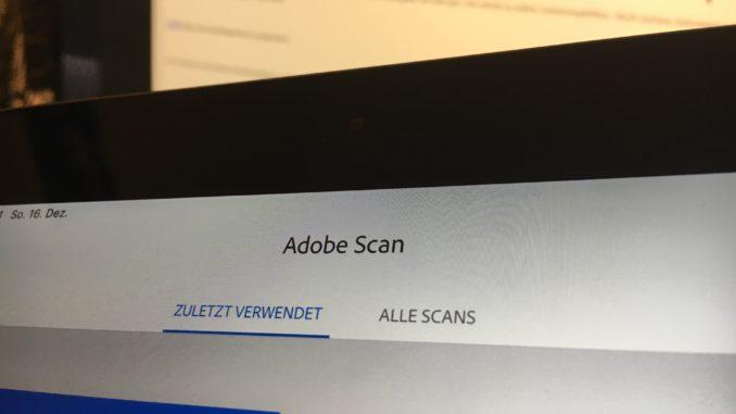 Dokumente Scannen Am Ipad Medienallianz Niedersachsen